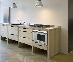 freestanding kitchen ideas 20 wooden free standing kitchen sink home design lover within unit