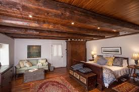 ranch home interiors master bedroom in house of circa 1700s farm and ranch