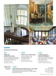 New England Home Interiors A New Age Of Enlightenment