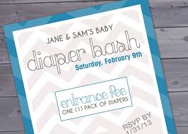 superb diaper party invitation wording ideas in inspiration