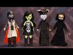 living dead dolls four horsemen of the apocalypse youtube