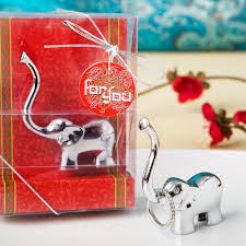 classic elephant ring holder images Silver good luck elephant ring and jewelry holder wedding favors jpg