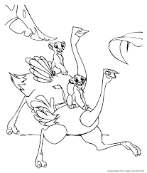 film the lion guard coloring book free lion king coloring pages