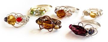 How To Make Inlay Jewelry - 5 secrets to wire wrapping small stones successfully