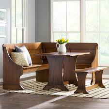 Bench Seating For Dining Room by 23 Space Saving Corner Breakfast Nook Furniture Sets Booths