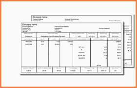 5 1099 pay stub template samples of paystubs