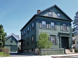 is your old house haunted old house restoration products the massachusetts house where lizzie borden allegedly murdered her father and stepmother in 1892 is said