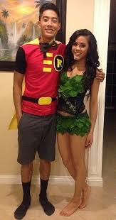 Poison Ivy Womens Halloween Costumes 25 Superhero Couples Costumes Ideas Couples