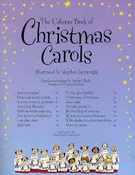 the usborne book of carols by anthony marks stephen