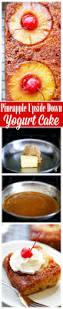 pineapple upside down yogurt cake recipe pineapple cake