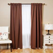Crushed Sheer Voile Curtains by Crushed Voile Sheer Panel Window Treatments Compare Prices At