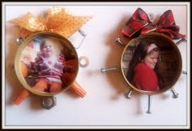 christmas tree ornament photo frames christmas garland frame