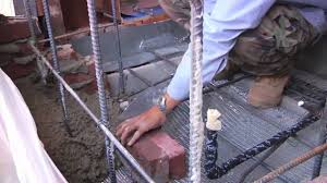 building a brick chimney youtube