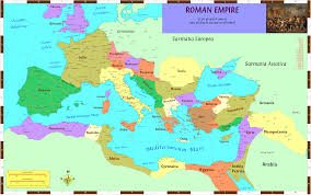 Roman Map Roman Maps Project