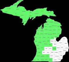 Map Of St Joseph Michigan by Paul Bunyan Board Of Realtors