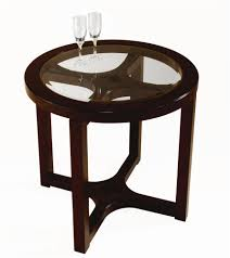 dark wood accent tables glass top side table chrome end tables for pace collection and