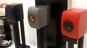 kef ls50 for home theater cedia 2015 kef features three special edition color finishes on