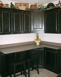 Black Kitchen Cabinets Images Wonderful Design Black Kitchen Cabinets Ideas Colored Awesome Grey
