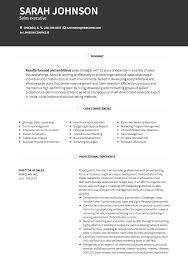 Customer Service Sales Cv Examples Sales Cv Template