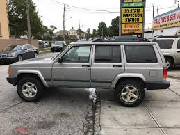 sport jeep cherokee used 2001 jeep cherokee sport 4wd suv 4 990 00