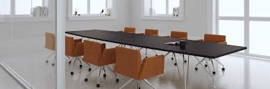 Designer Boardroom Tables Contemporary Boardroom Table Laminate Rectangular Meeting By