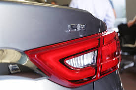 nissan maxima tail lights 5 interesting facts about the 2016 nissan maxima