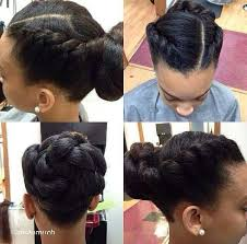 african american hair styles that grow your hair how to grow your nape area long and healthy protective styles