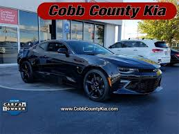 ss coupe chevy camaro pre owned 2017 chevrolet camaro ss 2d coupe in kennesaw h0107592