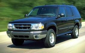 Ford Explorer All Black - 1999 ford explorer information and photos zombiedrive