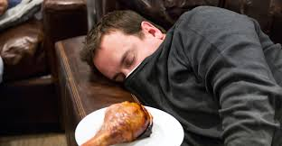 thanksgiving after dinner drinks why you u0027re so tired after eating a big meal greatist
