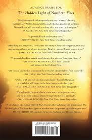 the hidden light of northern fires a novel daren wang