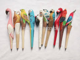 Handcrafted Wooden Pens - handmade wooden animals handmade wooden toys animals for sale