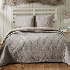 Taupe Coverlet King Size Quilts U0026 Coverlets You U0027ll Love Wayfair