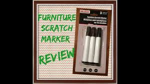 scratch marker review on laminate flooring youtube