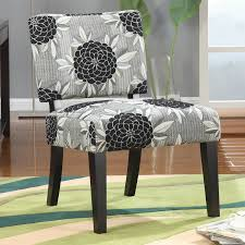 taylor accent chair black swirl hayneedle