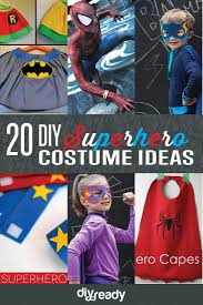 best 25 homemade superhero costumes ideas on pinterest kids