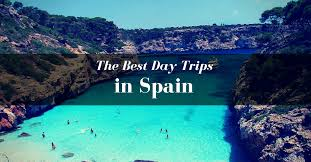 top 10 day trips in spain