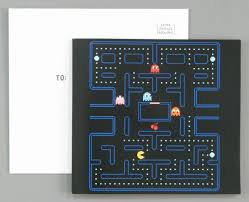 Holidays And Celebrations 111 4383 Musical Pac Man Birthday Card Greeting Card Holidays