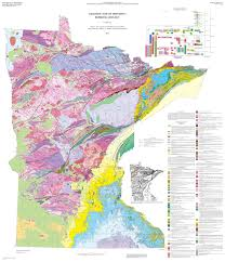 Map Of Central Wisconsin by Geology Of Minnesota Wikipedia