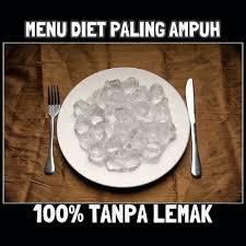 Meme Diet - 10 meme kocak lika liku diet ini malah bikin badanmu gagal kurus