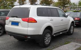 mitsubishi montero 3 0 2011 auto images and specification