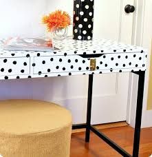kate spade desk on an ikea budget