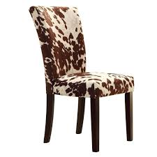 Cowhide Dining Room Chairs Excellent Buy Leather Cowhide Dining Chair Vintage Hide Chairs