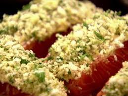 panko crusted salmon recipe ina garten food network