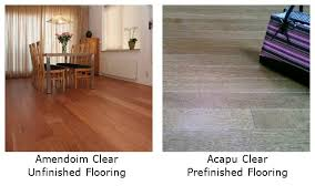 fantastic floor frequently asked questions prefinished vs unfinished