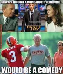 Cleveland Browns Memes - cleveland browns memes draft day poster cleveland browns memes