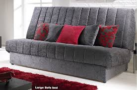 Sofa Sleeper With Storage Comfy Click Clack Sofa Bed With Storage U2014 Home Design Stylinghome
