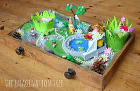 fairy garden small world in a drawer the imagination tree