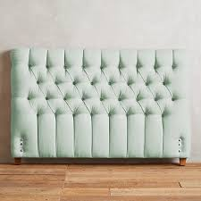 Tufted Linen Headboard by Create Your Dream Bedroom Best Upholstered Fabric Headboards