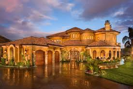 Tuscan Style Floor Plans by Beautiful Tuscan Style Home By John B Scholz Architect Inc